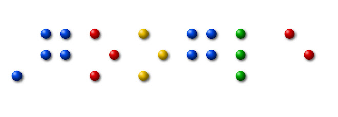 Google Doodle - Louis Braille's 107th Birthday