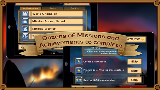 Rapture - World Conquest 1.1.8 screenshots 9