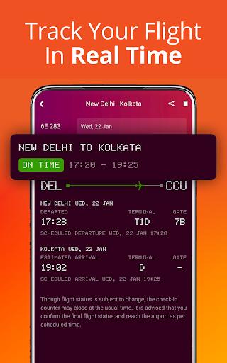 Cheap Flights, Hotel & Bus Booking App - ixigo screenshot 3