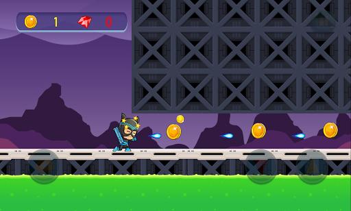 Infinity Run: Shooting Adventure 1.0 screenshots 5