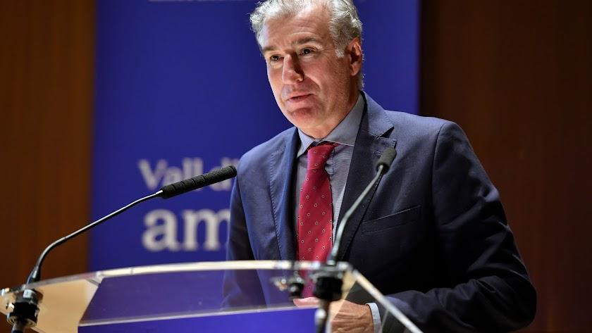 El doctor Francisco Giménez.