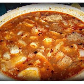 Hominy Soup.