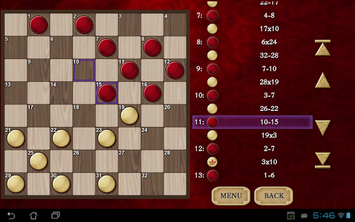 Checkers Free screenshot 12