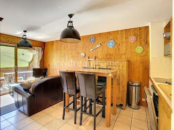 appartement à Flumet (73)