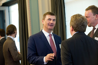 Photo: Andrus Ansip, vice-president of the European Commission for the digital single market