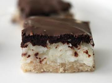 Almond Joy Bars (With or Without the Almonds)
