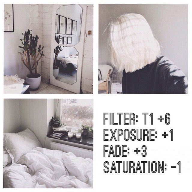 Energian Saasto—These Vsco Full Filters Free