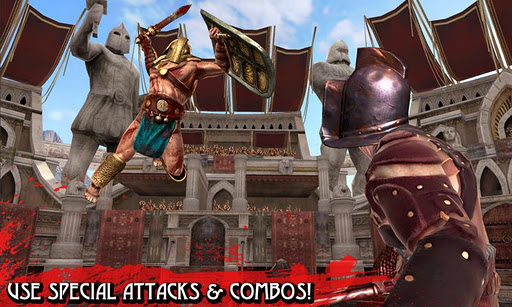 BLOOD & GLORY (NR) screenshot 3