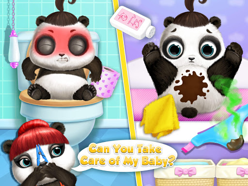 Panda Lu Baby Bear Care 2 - Babysitting & Daycare  screenshots 11