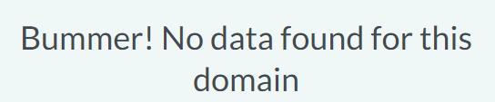 Neomessages moz data