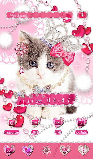Princess Kitty  wallpaper 1.0.0 Windows u7528 5