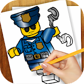 Learn to Draw Lego City