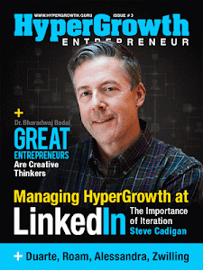 HyperGrowth Entrepreneur Mag screenshot 5