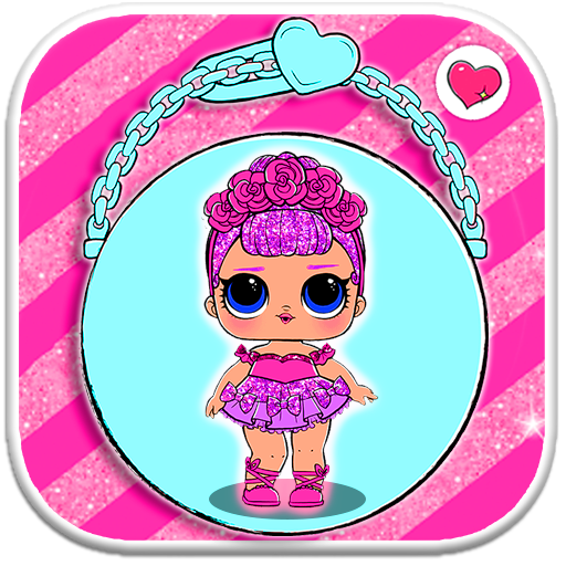 LOL Game Of Collectible Ball :Dolls Surprise POP 2