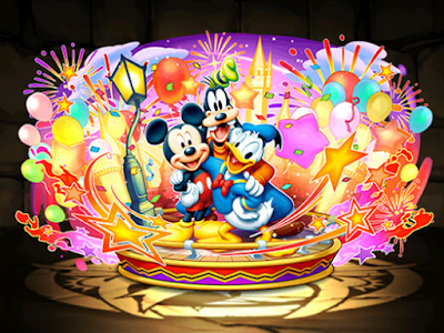 ミッキーマウス&ドナルドダック&グーフィー