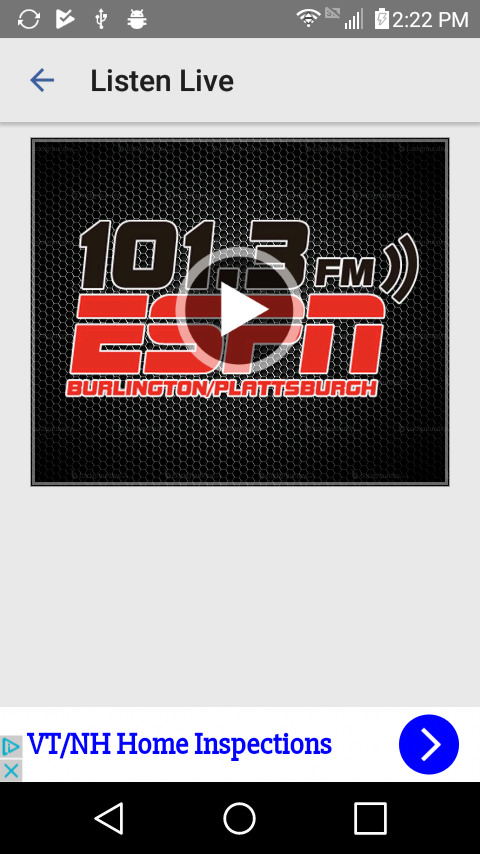 101.3 ESPN- screenshot
