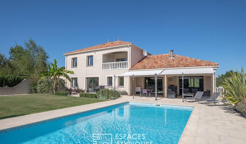Maison avec piscine La Caillère-Saint-Hilaire