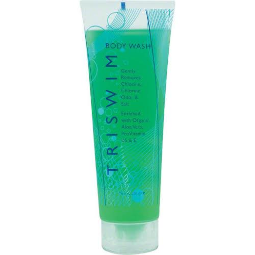 Triswim Aqua Therapy Chlorine-Out Body Wash 8 oz.