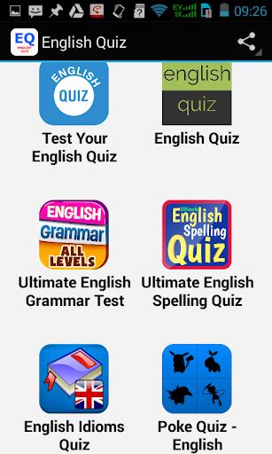 Top English Quiz