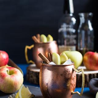 Apple Pie Mule