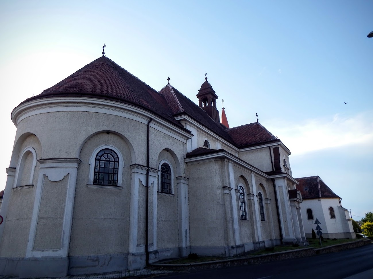 Fertőszentmiklós - Szent Miklós püspök rk. templom