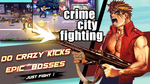 Crime City Fight:Action RPG 1.2.3.101 screenshots 5