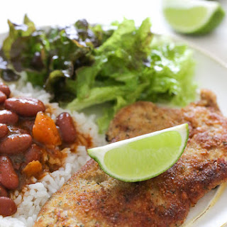Pork Cutlets with Lime