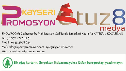 KAYSERİ PROMOSYON