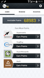 Showbox - Earn Rewards & Cash - screenshot thumbnail
