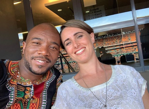 Mmusi Maimane: 'I moved my family because we were getting death threats'