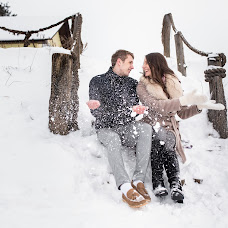 Wedding photographer Olga Kalinicheva (ol4ik32). Photo of 23.01.2018