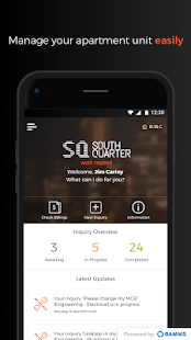 App South Quarter APK for Windows Phone