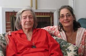 Nomi Harper, Tochter der Kölner Überlebenden von Medizinversuchen in Auschwitz, Renée Duering.
