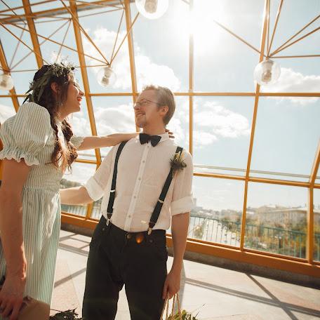 Wedding photographer Sergey Sinicyn (sergey3s). Photo of 27.08.2017