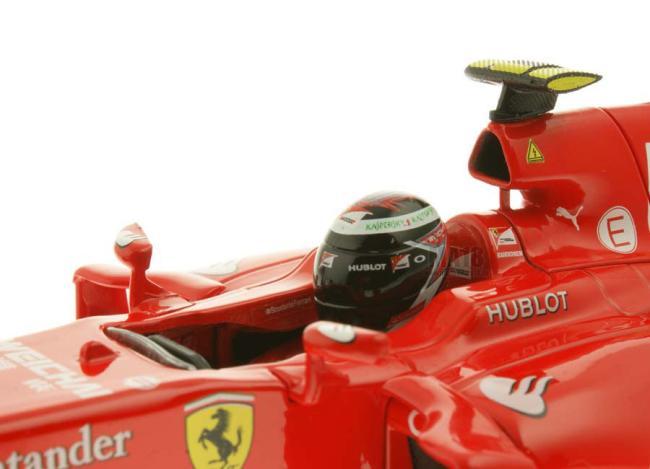 Ferrari SF15-T Kimi Räikkönen (Bburago 18-16801)