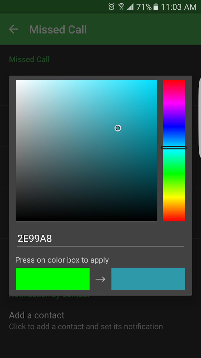 Light Manager Pro - LED Settings Screenshot 4