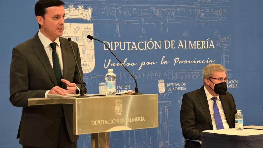 Javier Aureliano Gracía alabó el papel de Pedro Caparrós en su ya larga trayectoria