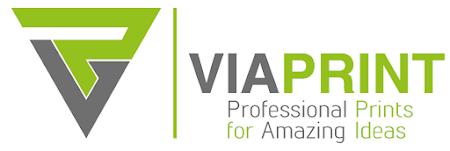 ViaPrint logo