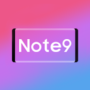 Cool Note9 Launcher for Note, A, S - Theme, UI