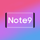 Cool Note9 Launcher for Note, A, S - Theme, UI for PC Windows 10/8/7