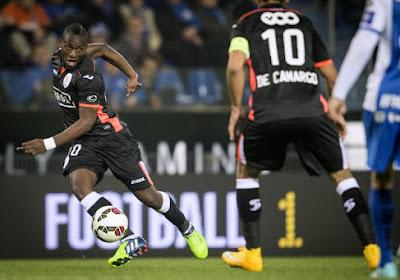 """Paul-José Mpoku : """"Je veux toujours être le meilleur"""""""