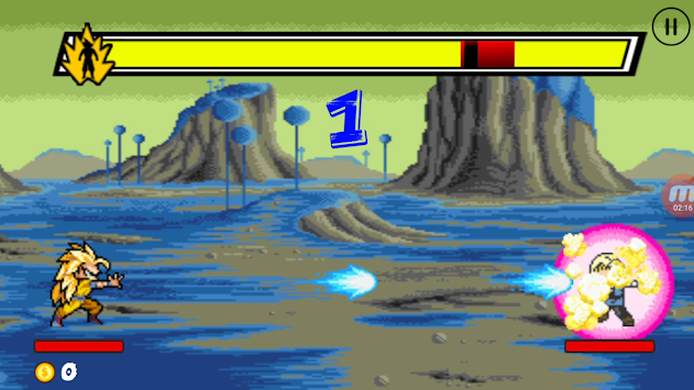Super Saiyan Skill Battle apk screenshot