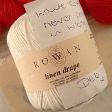 Photo: 4 Deb Hutton Linen Drape