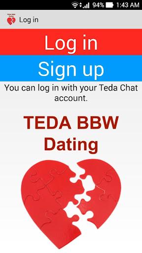 泰達BBWデートアプリケーション