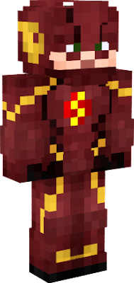 The Flash Nova Skin