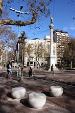 Photo: Marcas de la Memoria (17) Plaza Libertad. Lugar permanente de encuentro de familiares de los presos, muertos y desaparecidos.