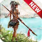 Survival Island: Evolve Clans icon