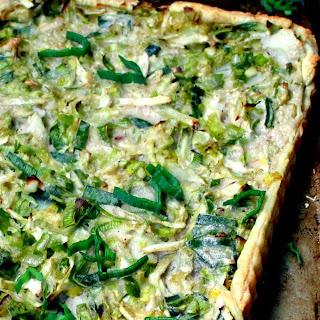 Vegan Puff Pastry Tart Recipes.