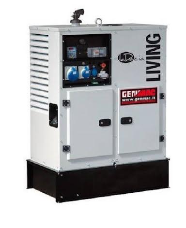 Genmac elverk living G15000KS-M5
