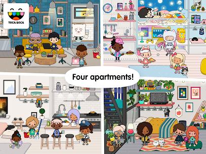 Toca Life: Neighborhood MOD (Full) 1